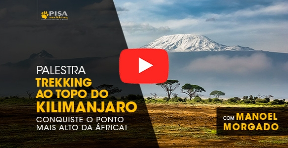 Palestra Kilimanjaro com Manoel Morgado