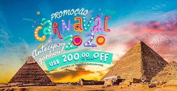 Promoção Carnaval 2020