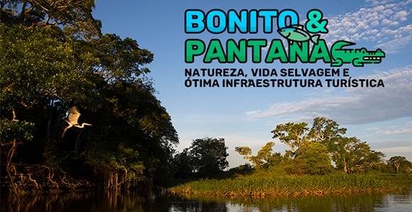 Pacote para Bonito e Pantanal