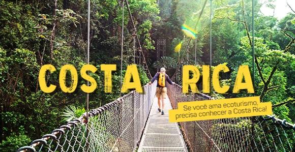Pacotes para a Costa Rica