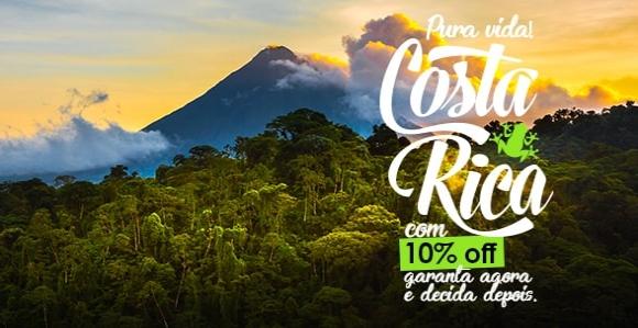 Promoção para Costa Rica