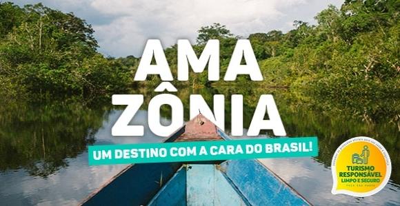 Pacotes para a Amazônia