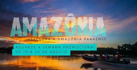 Promoção Descubra a Amazônia Paraense