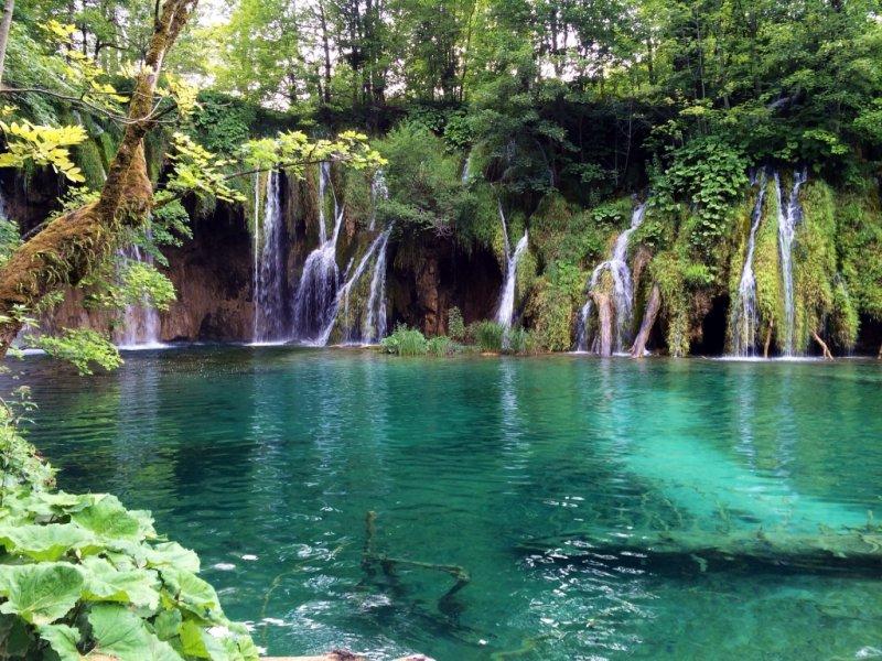 Parque Nacional Plitvice