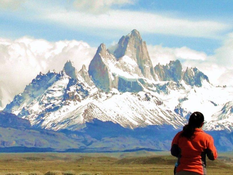 El Chalten - Cerro Fitz Roy - Argentina