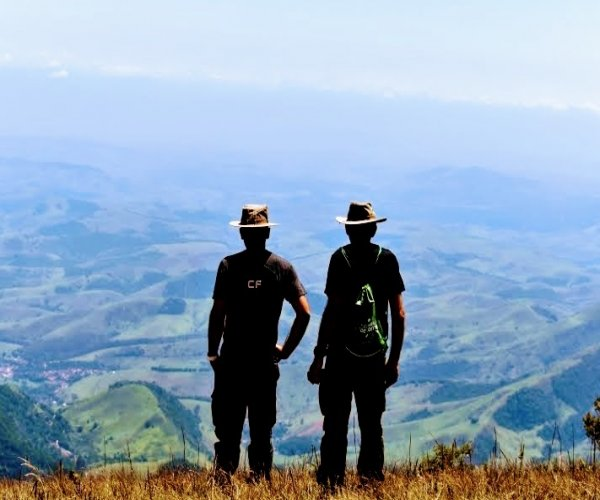 Vista do Penhasco - Serra da Bocaina