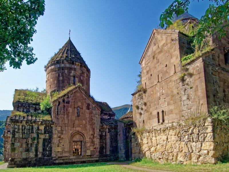 pacote de Viagem para a Armênia