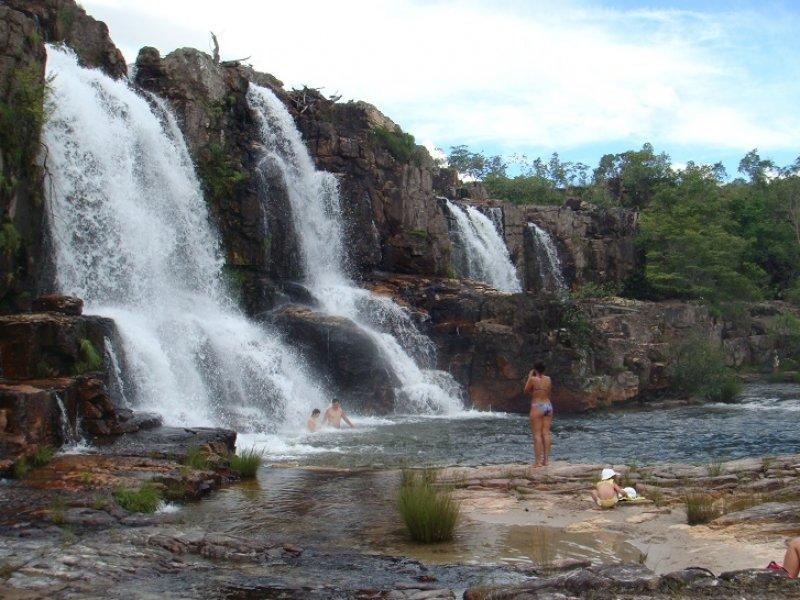 Cachoeira dos Couros