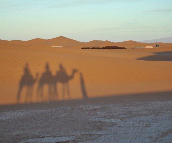 Dunas de Chegaga - deserto do Saara