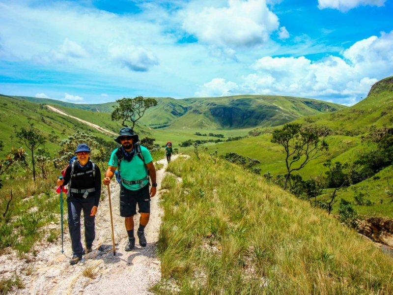 Expedição na Serra da Canastra
