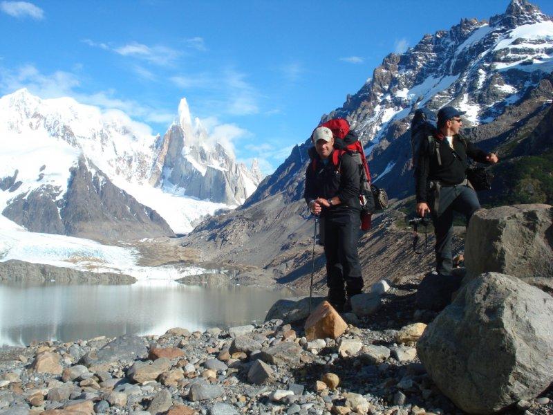 El Chalten - Trekking Laguna Torre