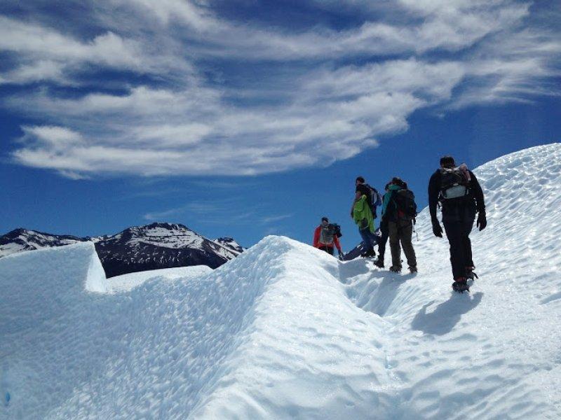 Perito Moreno - El Calafate - Opcional: Caminhada sobre o Gelo