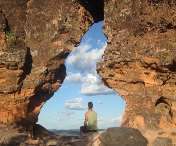Portal da Chapada das Mesas