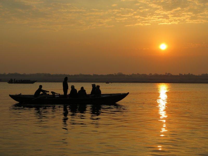 Varanasi, Ganges