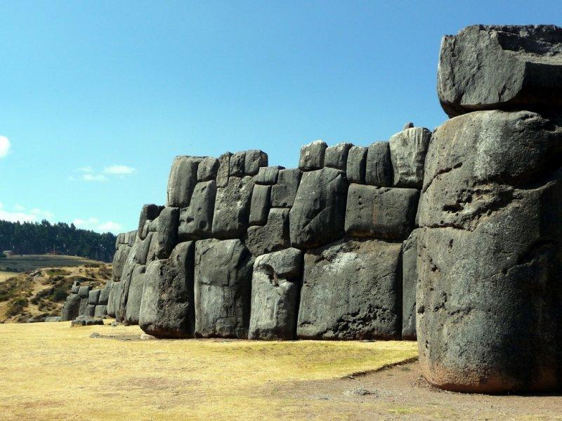 Sítios Arqueológicos ao redor de Cuzco