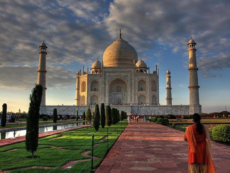Taj Mahal - Agra