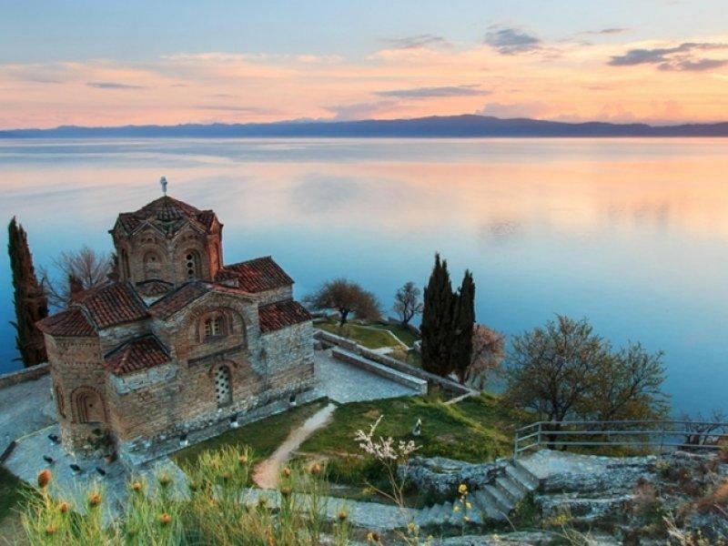 Ohrid - Macedonia - crédito: The Guardian