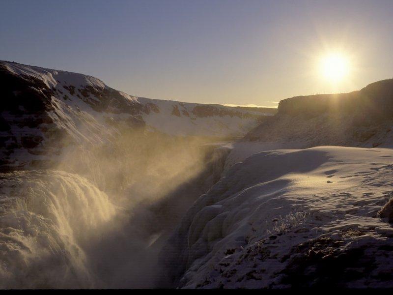 Gullfoss - Islândia