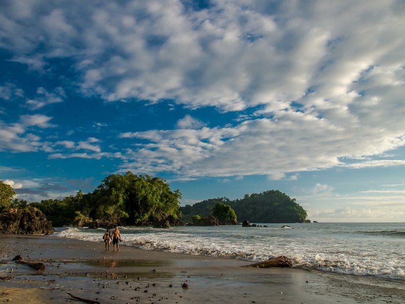 Reveillon na Costa Rica