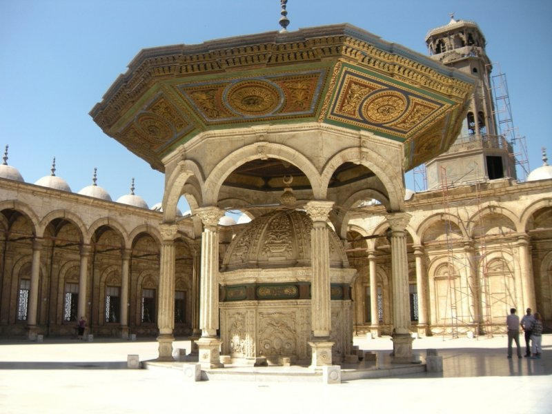 Mesquita Muhammad Ali - Cairo
