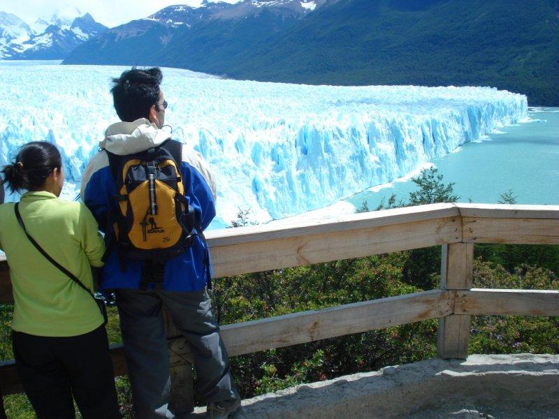 Perito Moreno - El Calafate - Foto: Claudia Ribeiro