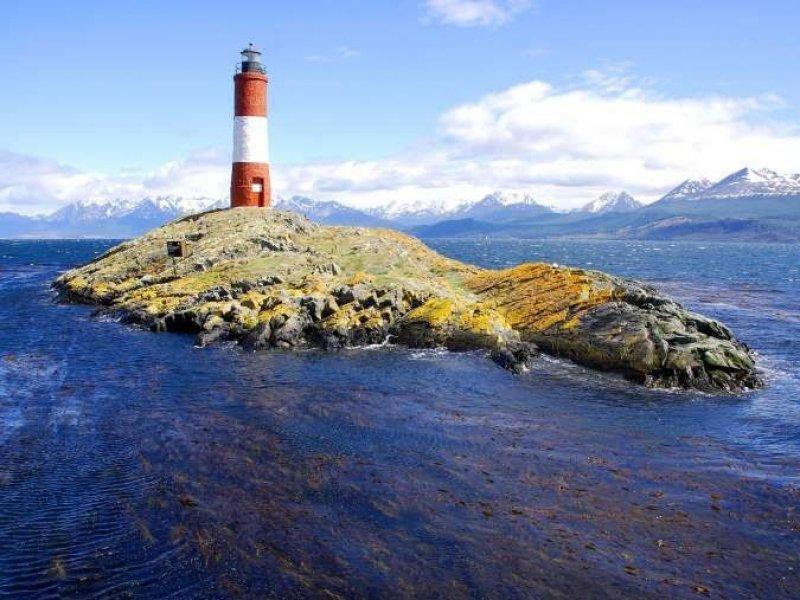 Ilha Terra do Fogo - Ushuaia - Canal del Beagle