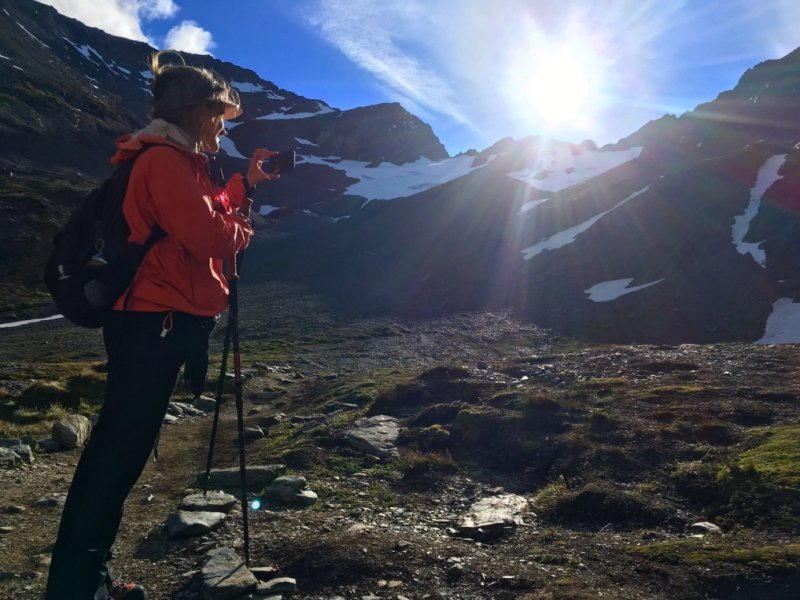 Ushuaia - Glaciar Martial