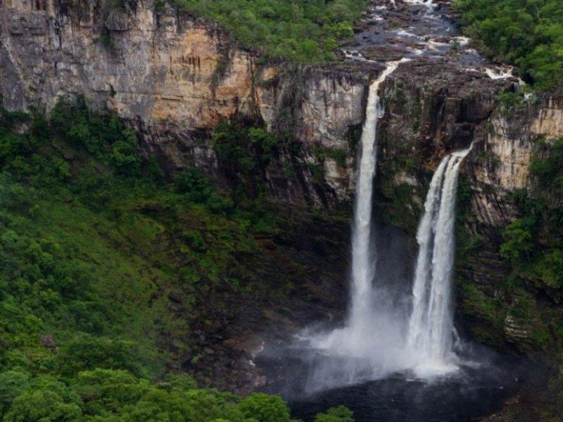 Saltos do Rio Preto