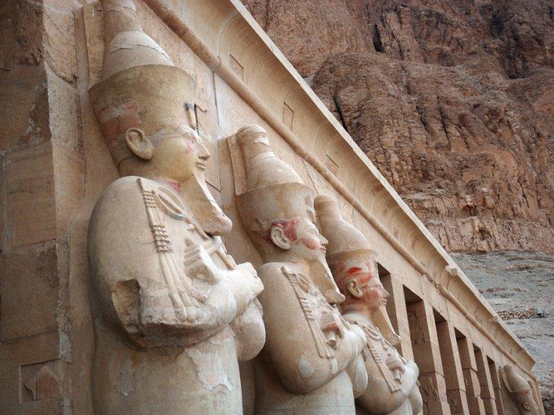 Templo de Hatshepsut - Egito