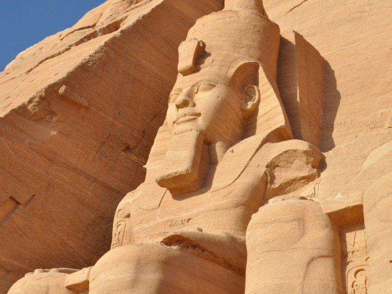 Abu Simbel - Egito