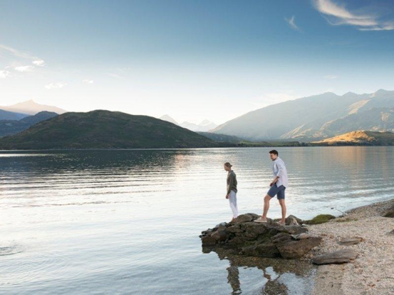 Lake Wanaka - créditos: Julian Apse