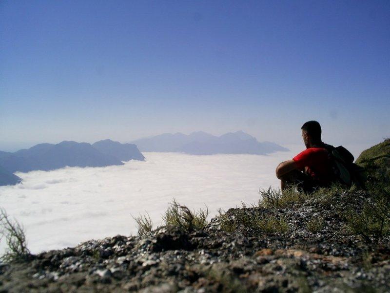 Visual 360º da Serra do Mar Paranaense