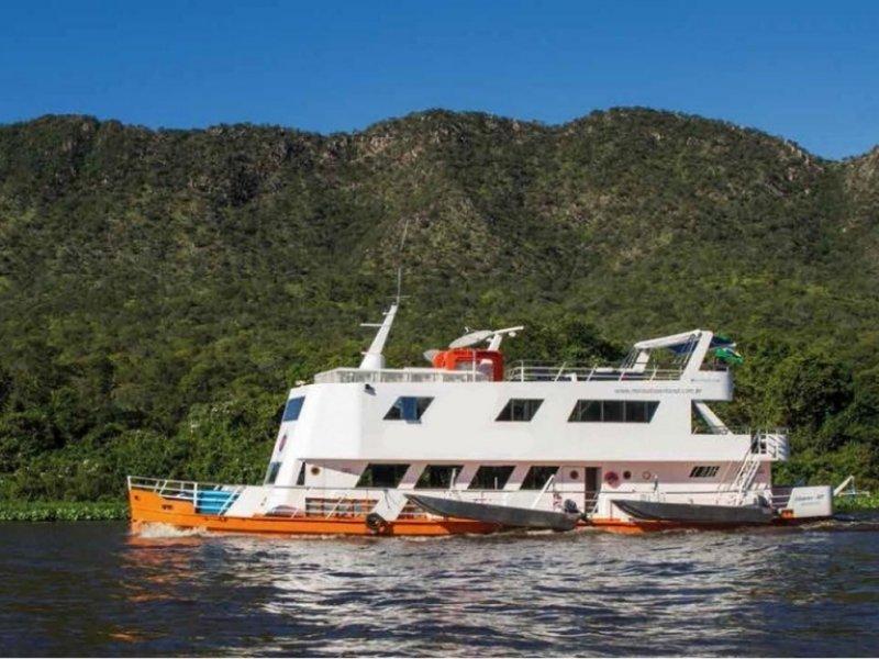 Cruzeiro Pantanal Norte - Expedição em Busca da Onça Pintada