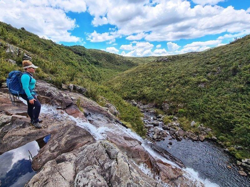 Cachoeira do Aiuruoca - Parte Alta