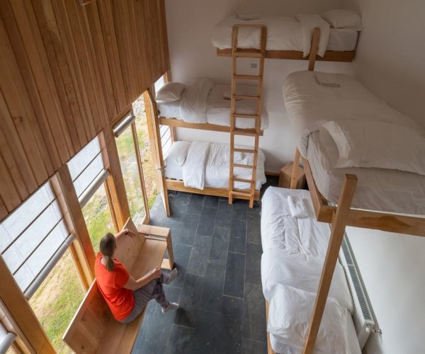 Quarto Errante Lodge - Ilha Navarino