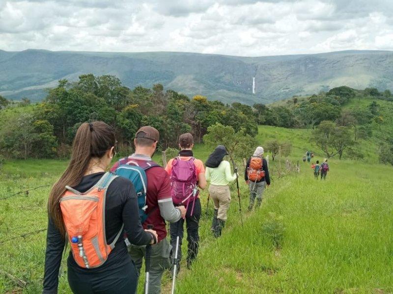 Expedição Serra da Canastra no feriado