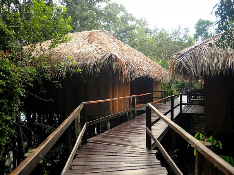 Bangalôs - Juma Lodge