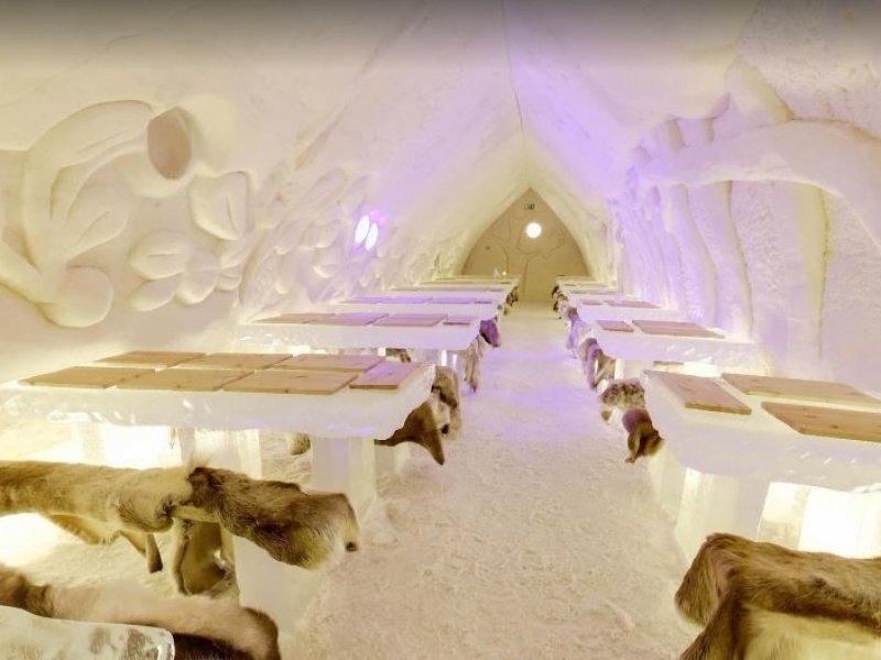 Laponia (Finlandia) - Hotel de Gelo