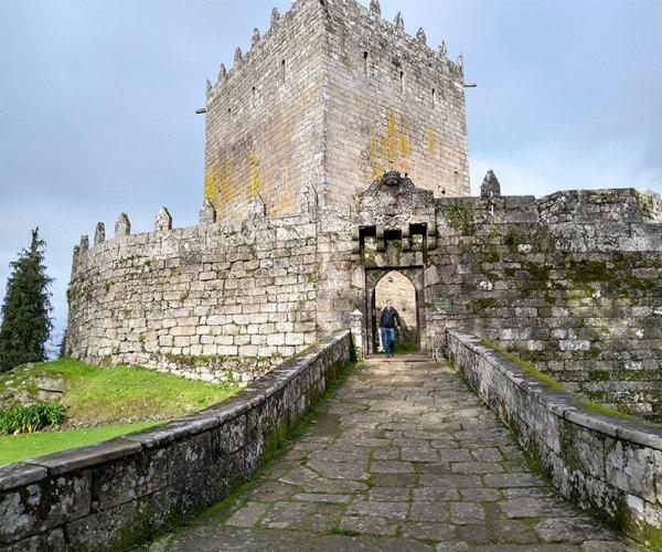Castelo Soutomaior - Cesantes