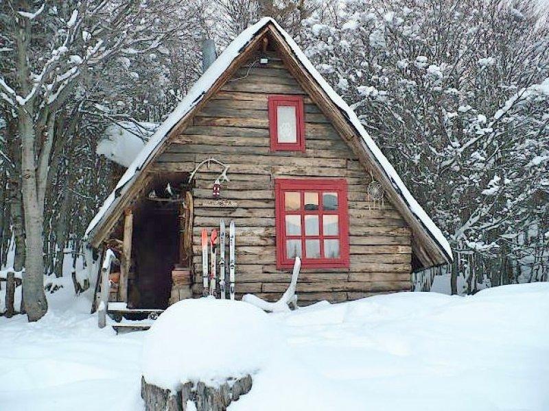 Ushuaia Inverno refugio
