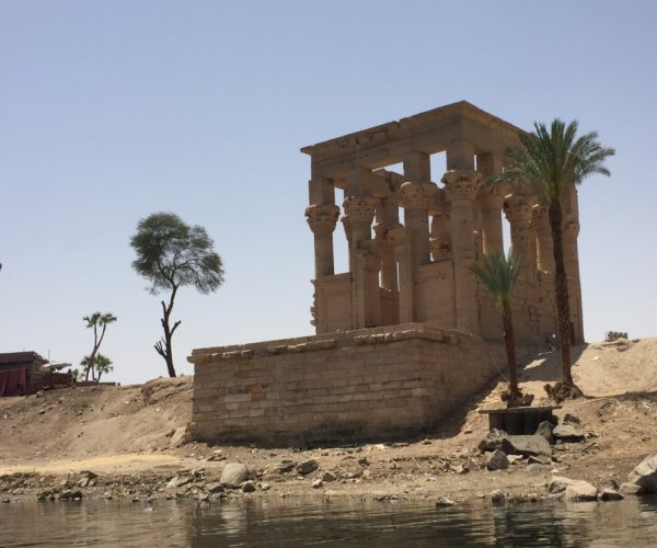 Templo Philae ou Isis