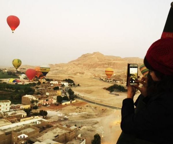 Voo de Balão Luxor (opcional)