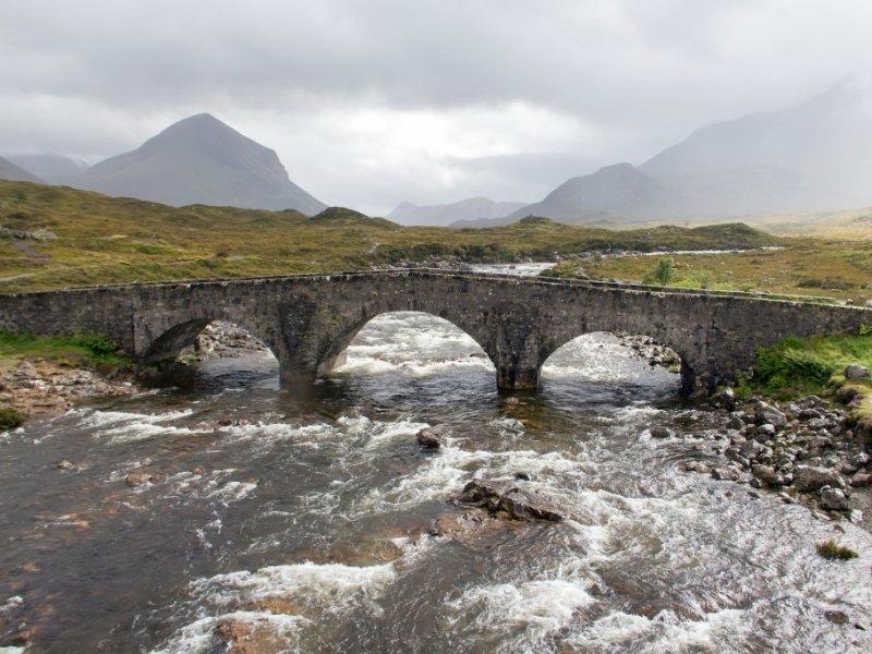 Ilha de Skye - Escócia