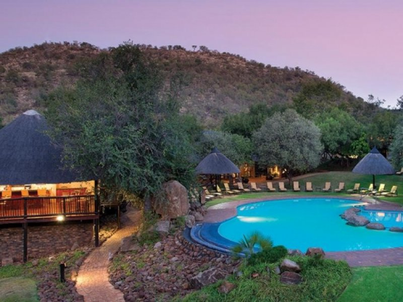 Lodge no Pilanesberg