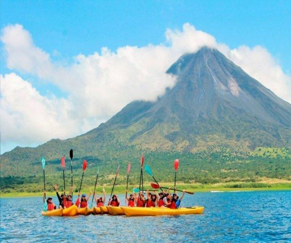 Caiaque Lago Arenal