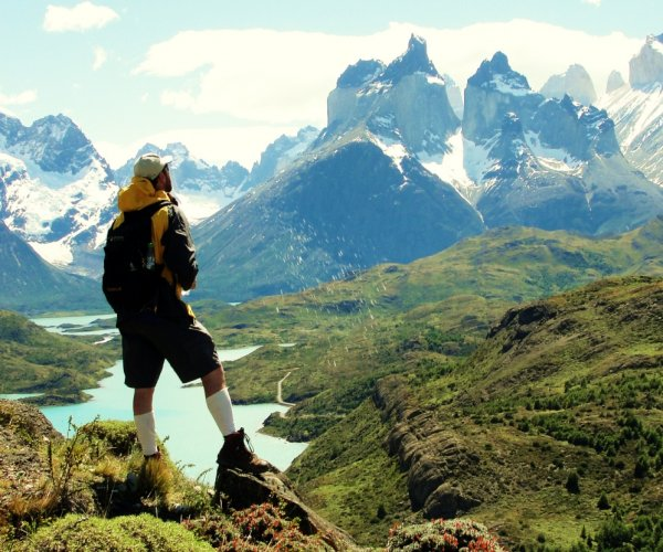 Cuernos del Paine - Parque Torres del Paine - Foto: Claudia Ribeiro