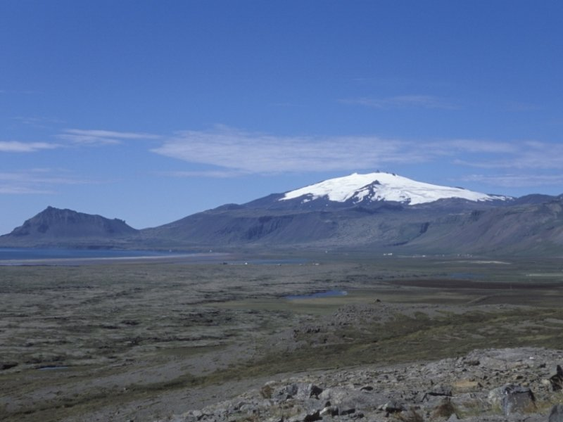 Snaefellsnesjokull - crédito: Islandsferdir