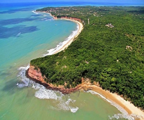 Vista Aérea - Praia da Pipa