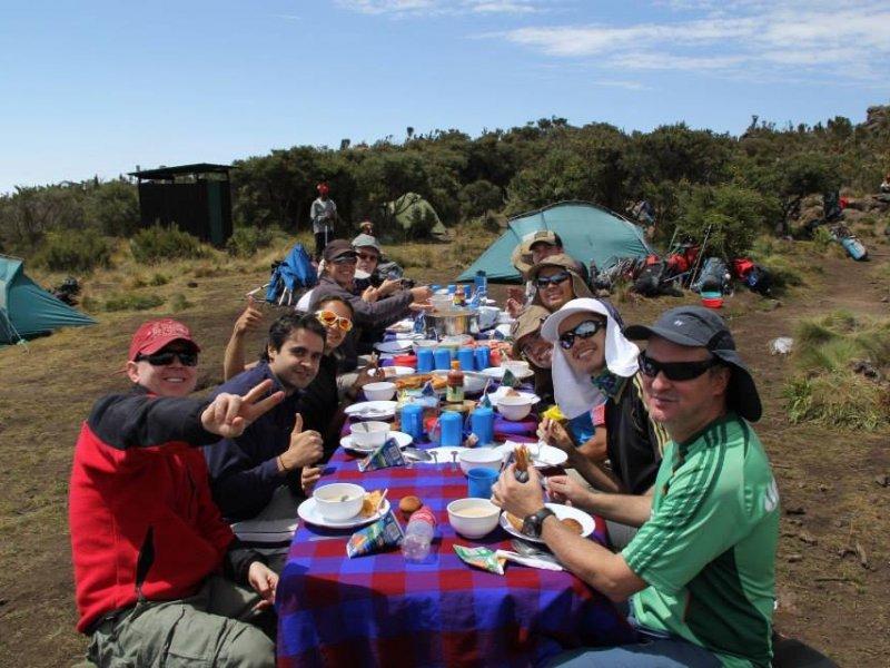 Tanzânia - Trekking ao topo do Kilimanjaro com Manoel Morgado
