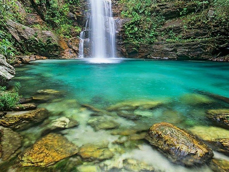 Cachoeira Santa Barbara